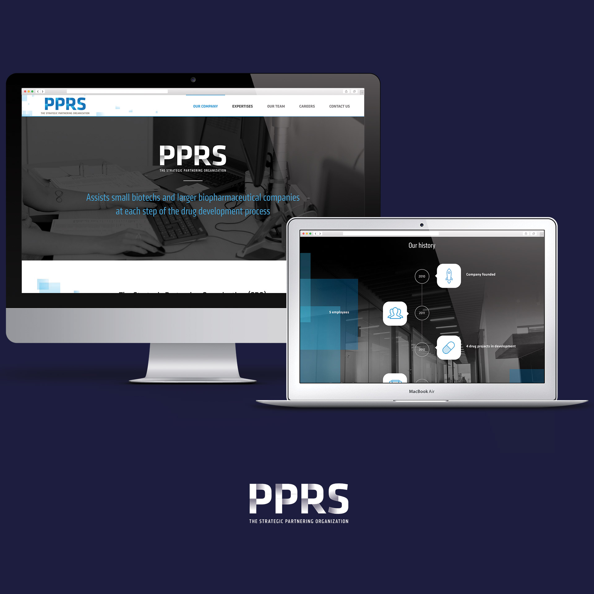 PPRS - The Strategic Partnering Organization
